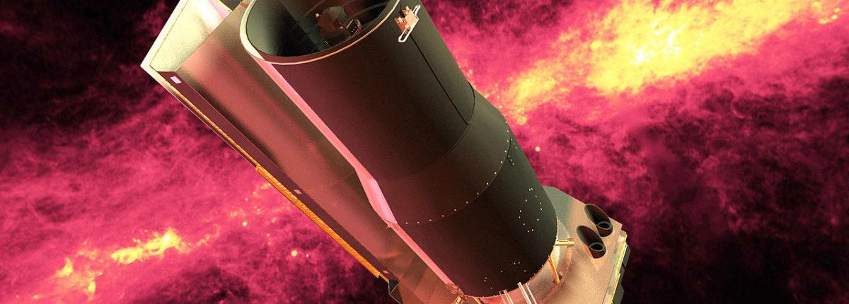 Пятнадцать великих открытий космического телескопа «Спитцер»