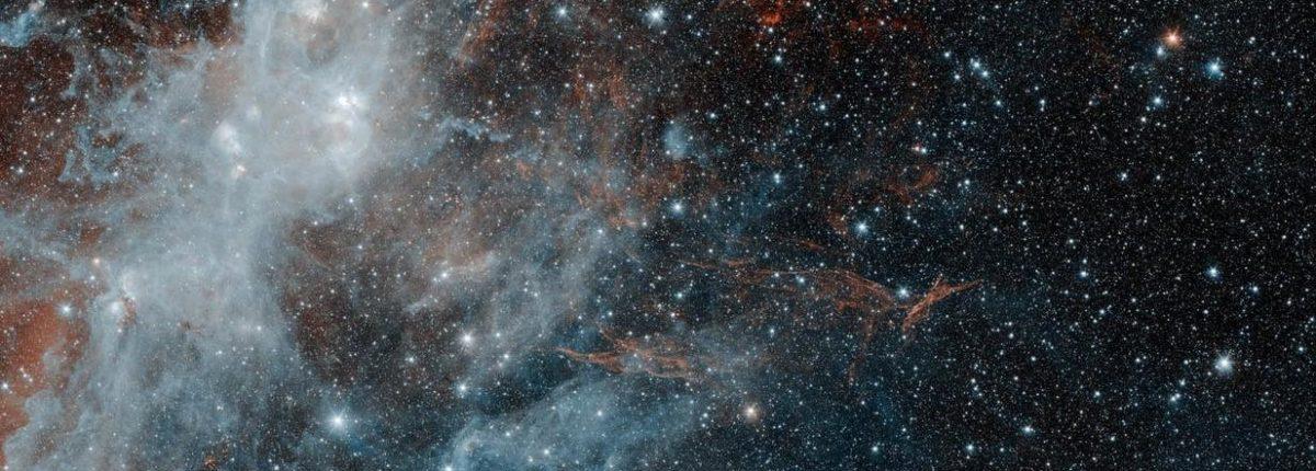 Как выглядит призрак умершей звезды
