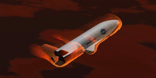 Американцы могут испытывать оружие с помощью засекреченного космолета Х-37В