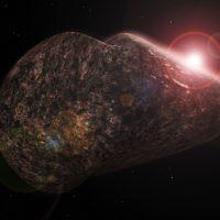 Найден метеорит, относящийся к раннему периоду Солнечной системы
