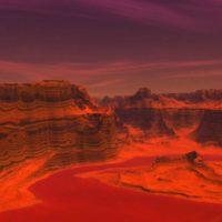 На Марсе обнаружена гигантская зона для жизни