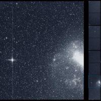Новый «охотник» НАСА, спутник TESS сделал первый снимок неба