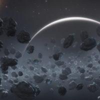 Опасность рядом: астероид RQ1 сегодня возле Земли