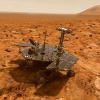 Opportunity скоро перестанут искать: потерявшийся марсоход может остаться на Красной планете навечно