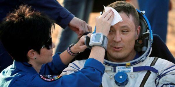 Проблема решена: у космонавтов больше не будет проблем со зрением