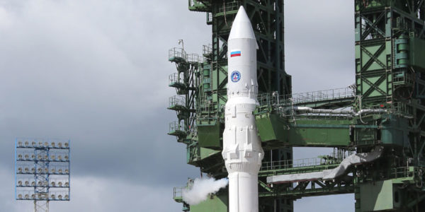 Ракета Ангара скоро взлетит: началось строительство второй стартовой площадки