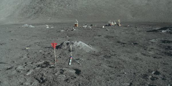 Учёные шли по ложному следу: образцы лунного грунта оказались непредставительными