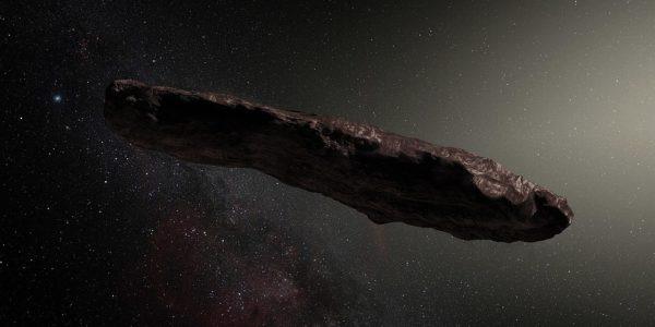 Установлен адрес первого гостя из другой планетной системы