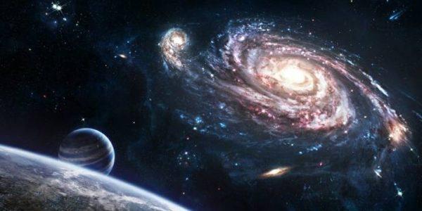 В космосе зафиксирован неопознанный объект, который двигается со сверхсветовой скоростью