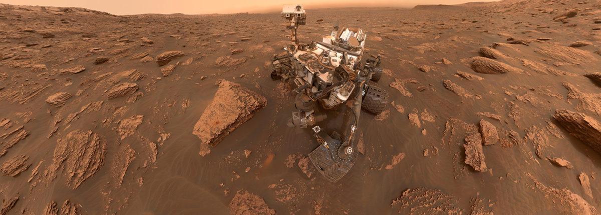 Марсоход Curiosity неисправен — Инженеры NASA меняют ему «мозги»