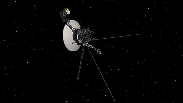 Зонд «Вояджер-2» приближается к межзвездному пространству