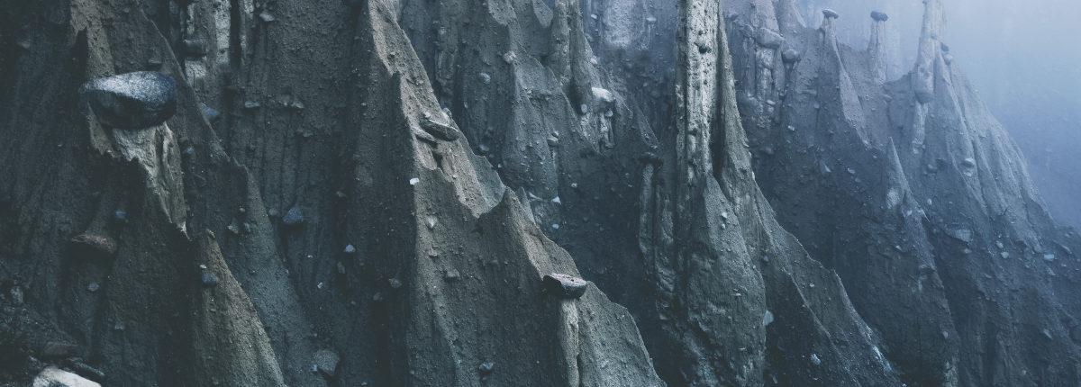 NASA: спутник Юпитера Европа покрыт гигантскими ледяными лезвиями