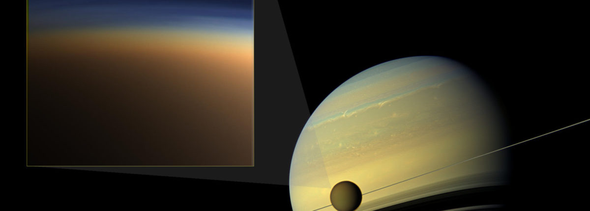 Анализ атмосферы Титана позволил ученым выявить уникальные механизмы формирования молекул