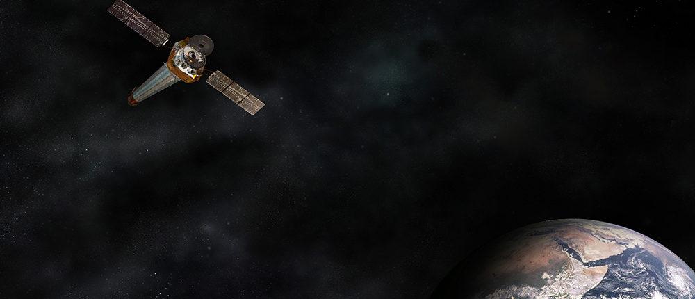NASA определило причину неисправности космического телескопа Chandra