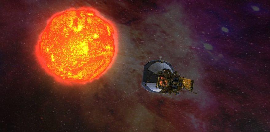 Летящий к Солнцу зонд NASA сфотографировал Землю