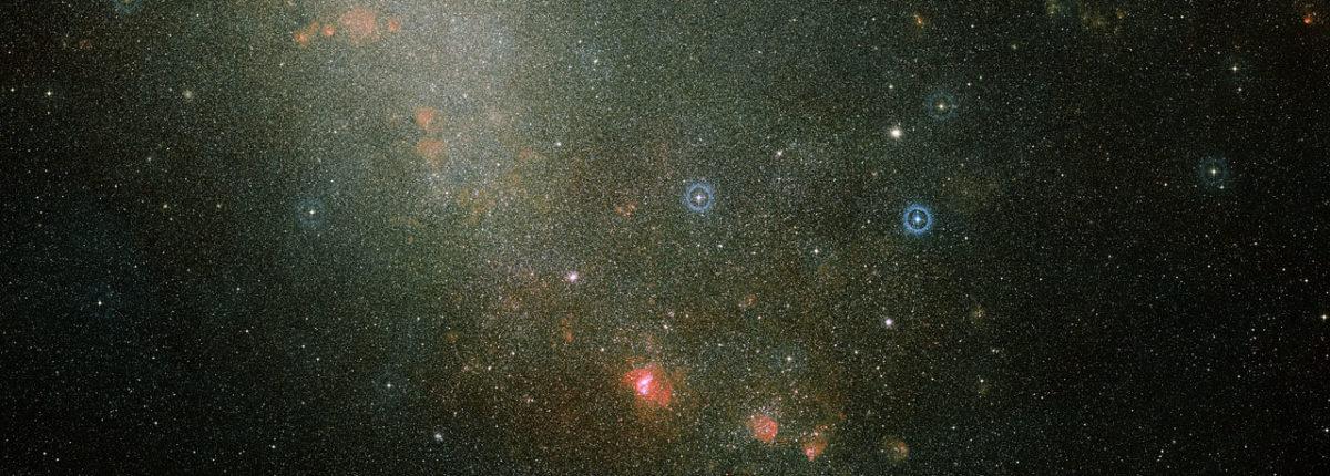 Астрономы подтвердили столкновение близлежащих галактик