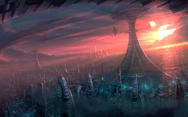 Поиск внеземных цивилизаций — модель Гримальди