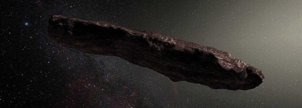 Астероид Оумуамуа: 12 месяцев спустя