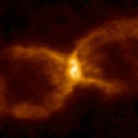 Астрономы зафиксировали столкновение белого и коричневого карликов