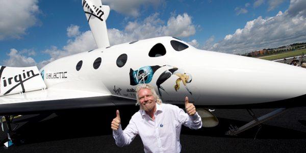 Глава Virgin Galactic собирается отправиться в космос