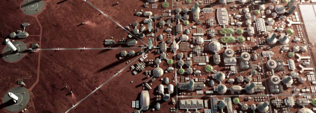 Илон Маск рассказал про свои безумные и амбициозные планы на счёт Марса