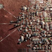 Илон Маск рассказал про свои безумные и амбициозные паны на счёт Марса
