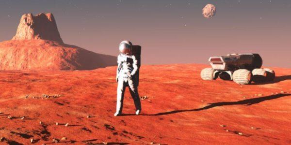 Космические геологи скоро станут реальностью