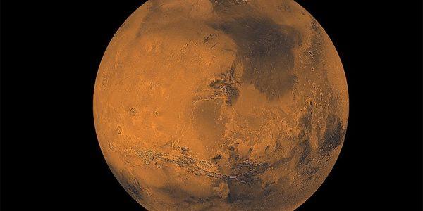 На Марсе хватит кислорода для поддержания жизни