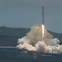 Норвегия запустила в космос свою первую ракету