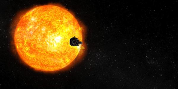 Parker Solar Probe подходит на рекордное расстояние к Солнцу