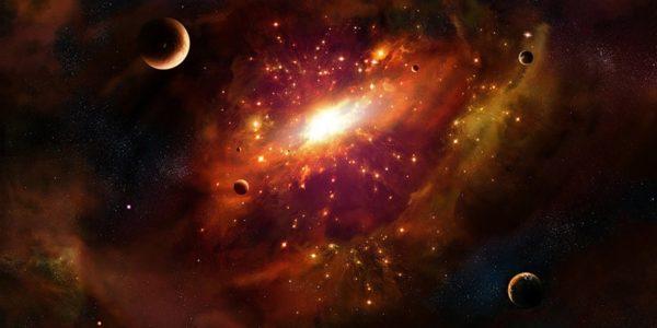 Получен таинственный сигнал из космоса