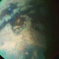 Раскрыты новые данные о спутнике Сатурна