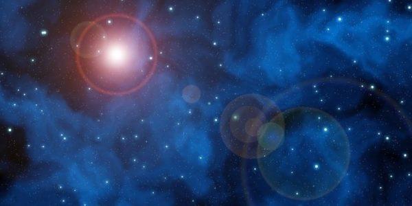 Земля имеет пылевые облака-спутники