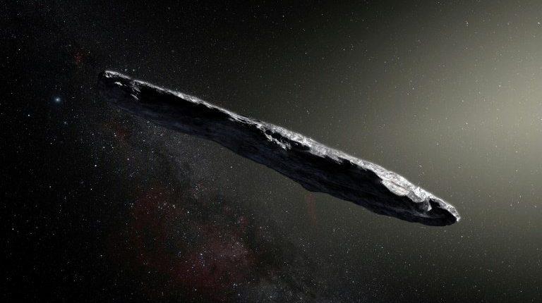 Астрономы подвергли сомнению теорию Гарвардских ученых о техногенной природе таинственного объекта Оумуамуа