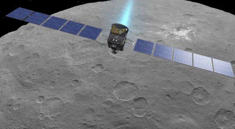 NASA: миссия Dawn завершена — последние фотографии зонда