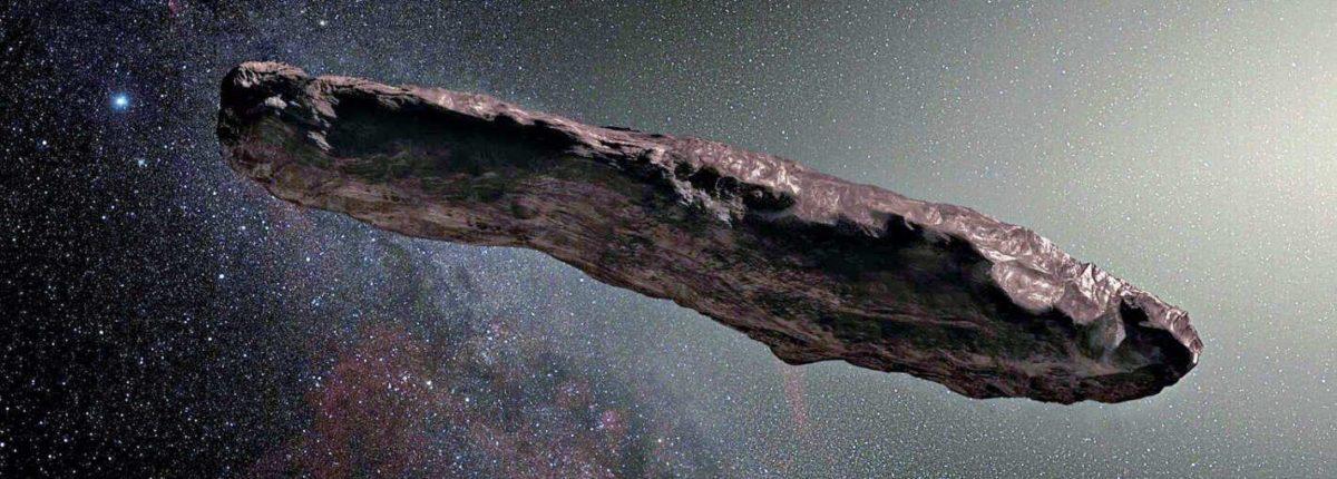 Астрономы NASA узнали новые подробности о летящем к Земле объекте «Омуамуа»