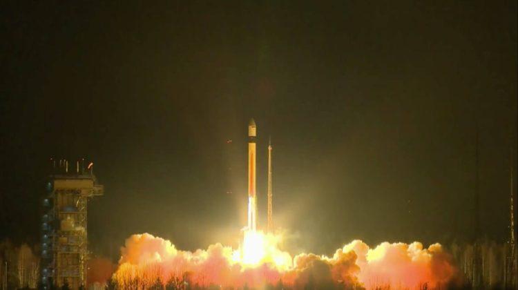 Ракета-носитель «Рокот» вывела спутники на околоземную орбиту