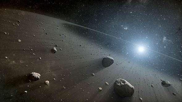 11-летнее наблюдение за звездой-белым карликом привело к неожиданным результатам