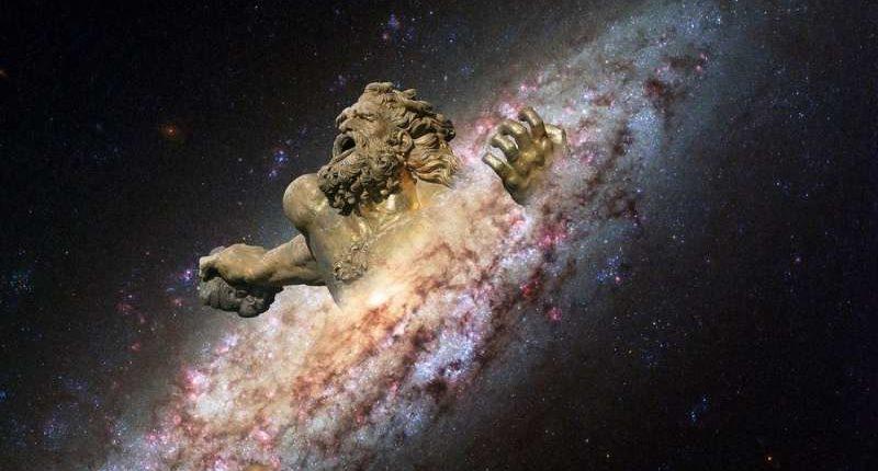 Астрономы обнаружили «великана», который сформировал Млечный Путь 10 миллиардов лет назад