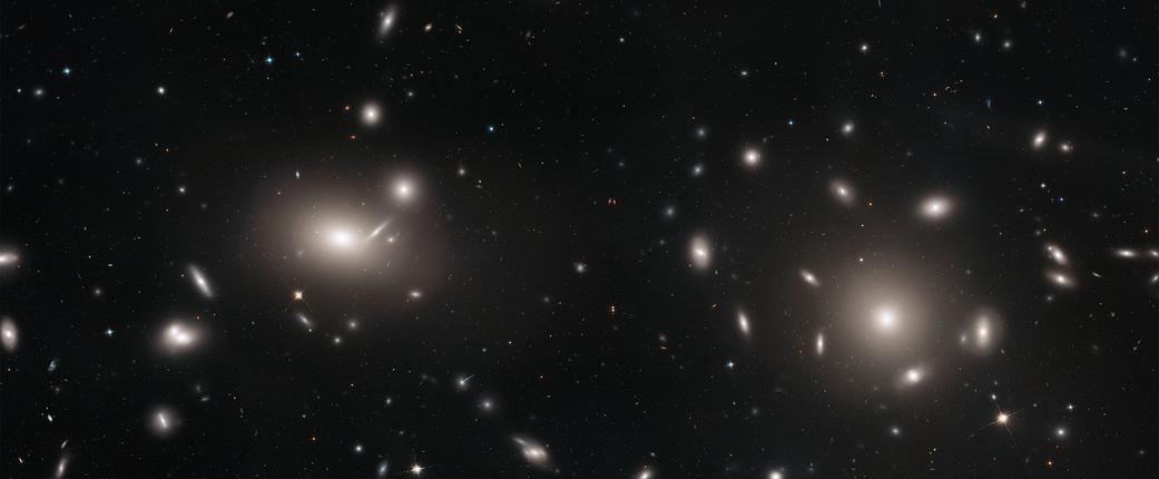 Телескоп «Хаббл» запечатлел более 1000 галактик — астрономы составляют карту