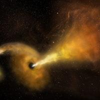 Астрономы обнаружили новую галактику