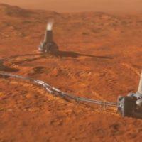Билл Найи недоволен идеей терраформирования Марса