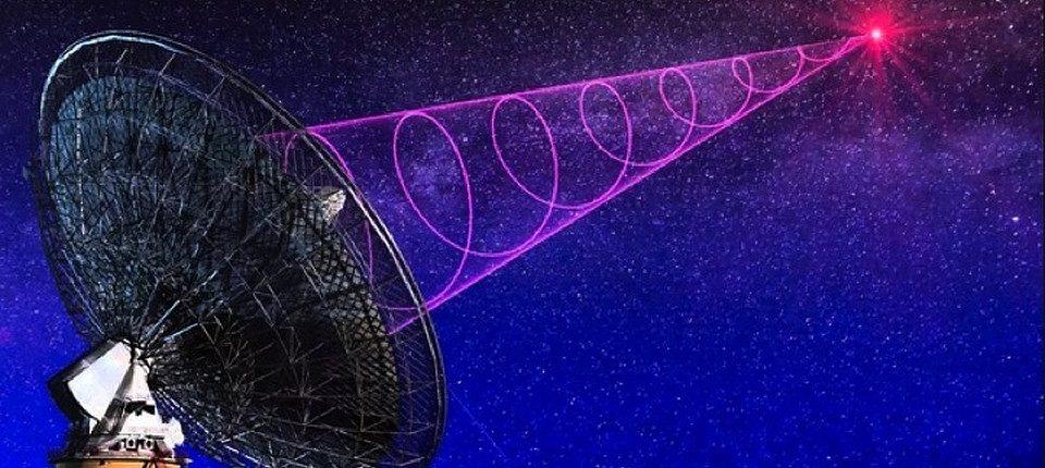 Иным цивилизациям земляне расскажут о себе с помощью лазера