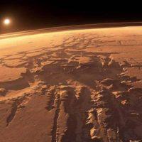 На Марсе в древности произошло невероятное наводнение