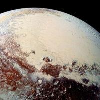 На Плутоне найдены гигантские ледники из азота
