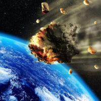 Найден новый кратер от гигантского метеорита