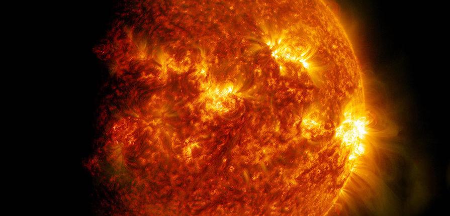 Найдена звезда, являющаяся полной копией Солнца