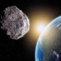 Недавно открытый астероид пролетает рядом с Землёй