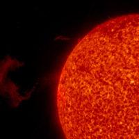 Низкая активность Солнца заставит землян замерзать