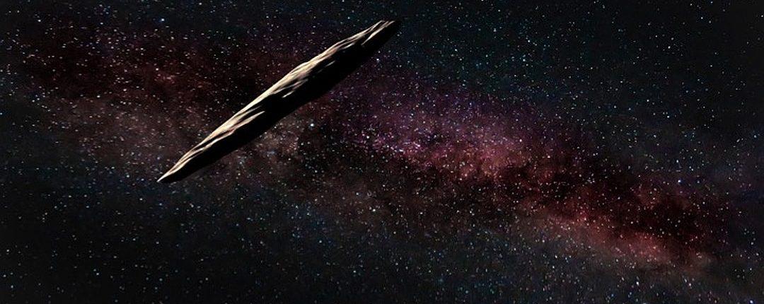 Учёные полагают, что Оумуамуа отправили к нам инопланетяне